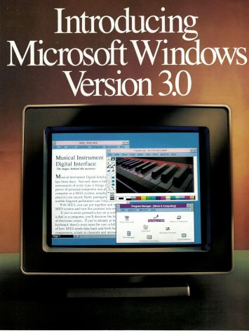 Introducing Microsoft Windows 3.0