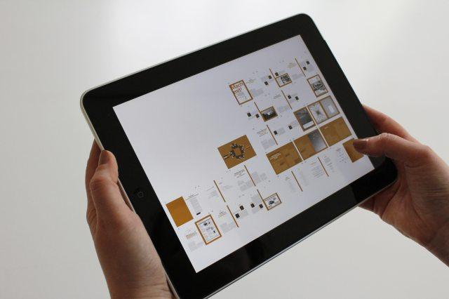 Stock iPad Photo