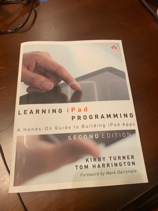 Learning iPad Programming by Turner/Harrington